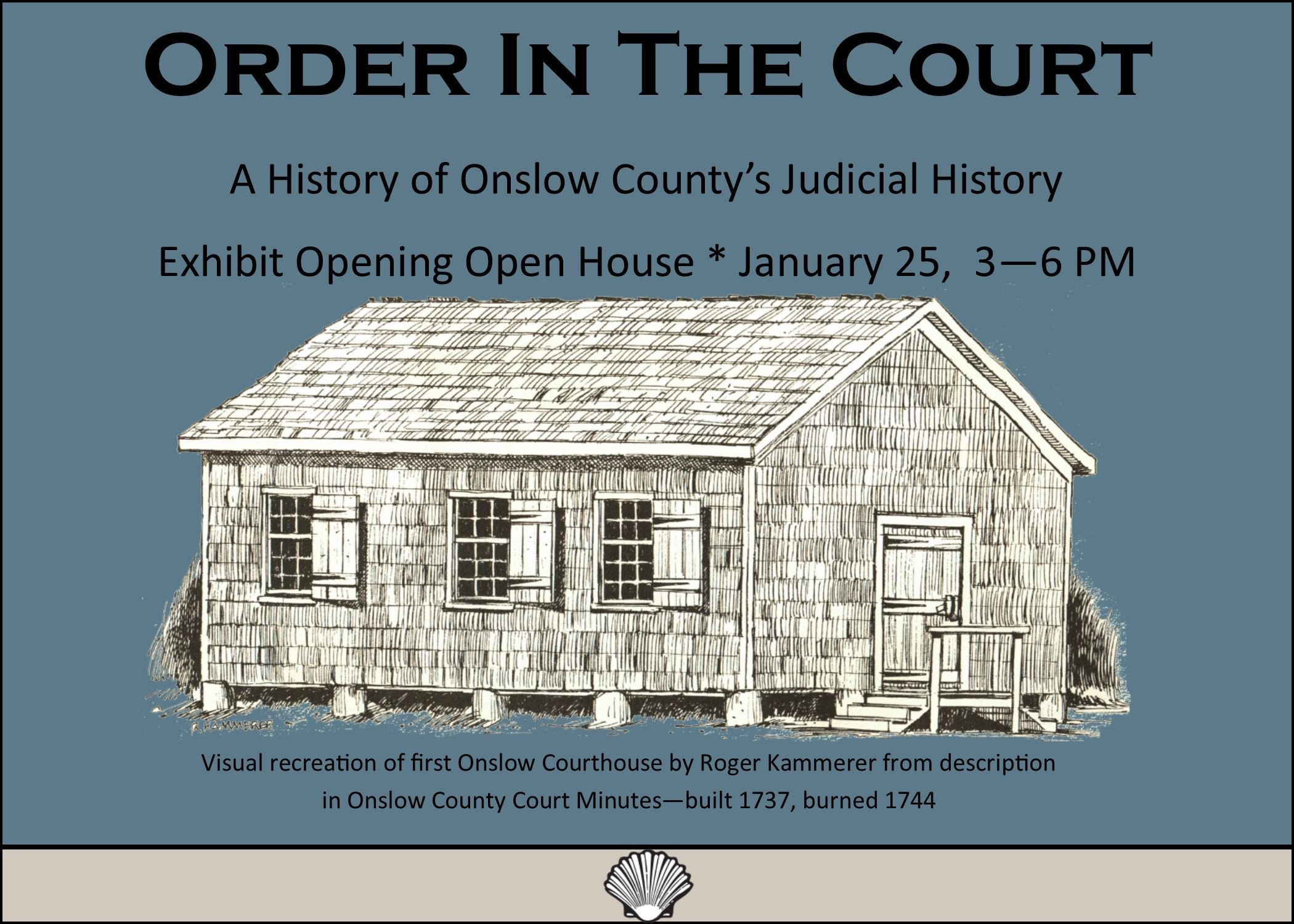 Order in The Court Exhibit Opening