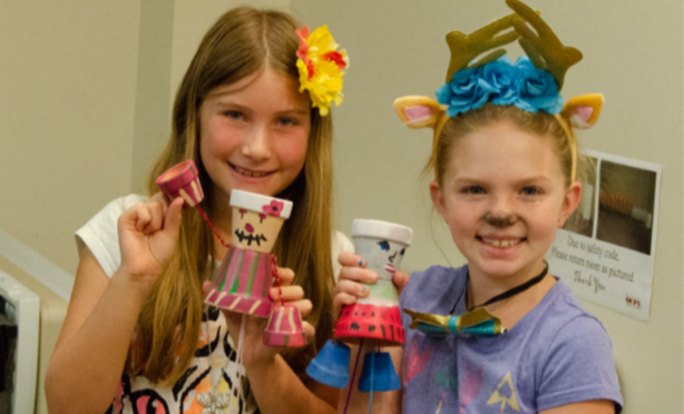 Fall Pinterest Jr. Party at Main Library Jacksonville