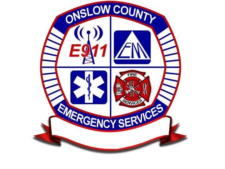 Onslow County Emergency Services seal