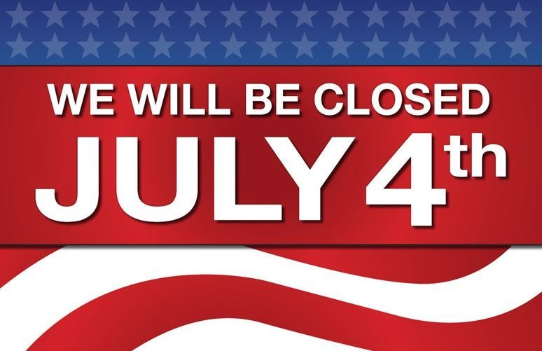 closed-july4
