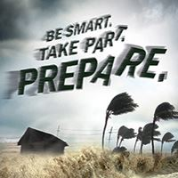 Be smart, take part and prepare.